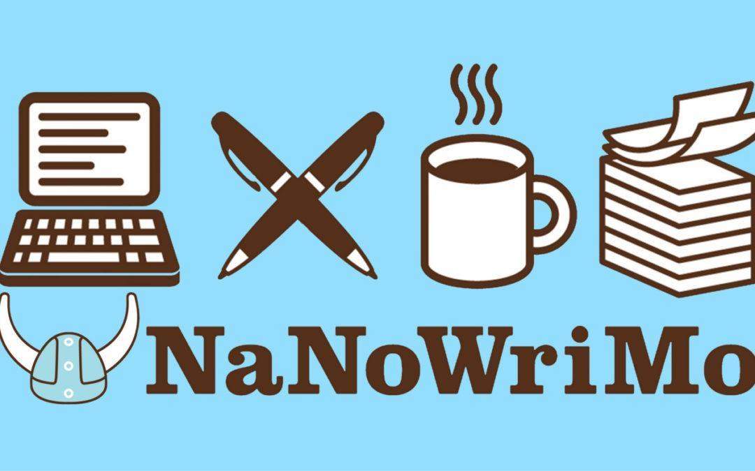 Participation au NanoWrimo